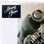 Henry & june cd musicale di Ost