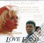 Love field cd musicale di Jerry Goldsmith