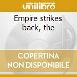 Empire strikes back, the cd musicale di John Williams