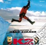 K2 cd musicale di Hans Zimmer