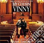 My cousin vinny cd musicale di Randy Edelman