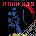 Universal Soldier cd musicale di Christopher Franke
