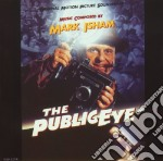 Public Eye cd musicale di Mark Isham