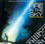 Fire in the sky cd musicale di Mark Isham
