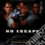No escape cd musicale di Graeme Revell