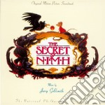 Secret Of Nimh cd musicale di Jerry Goldsmith