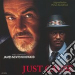 Just cause cd musicale di Howard james newton