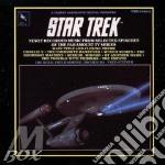 Star trek box cd musicale di Artisti Vari