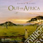 Out Of Africa - O.S.T. cd musicale di O.S.T.