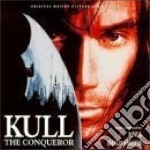 Kull the conqueror cd musicale di Ost