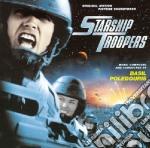 STARSHIP TROOPERS                         cd musicale di Basil Poledouris