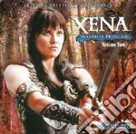 Xena Warrior Princess #02 cd musicale di Joseph Loduca