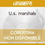 U.s. marshals cd musicale di Jerry Goldsmith