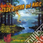 COLOR, RHYTHM AND MAGIC                   cd musicale di Rose Earl