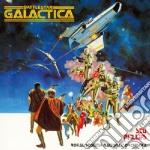 BATTLESTAR GALACTICA                      cd musicale di Stu Phillips
