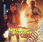 BACK TO THE FUTURE-THE TRILOGY            cd musicale di Alan Silvestri