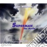 Superman: the movie cd musicale di John Williams