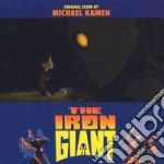 Iron Giant cd musicale di Michael Kamen