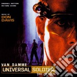 Universal soldier-the return cd musicale di Don Davis