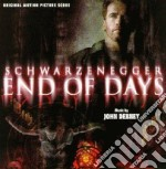 END OF DAYS cd musicale di O.S.T.