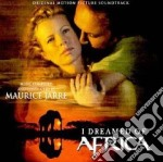 I Dreamed Of Africa cd musicale di Ost