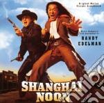 Shanghai noon cd musicale di Ost