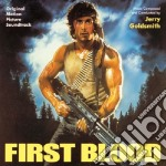 First Blood cd musicale di Jerry Goldsmith
