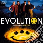 Evolution cd musicale di Ost