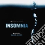 David Julyan - Insomnia cd musicale di David Julyan
