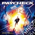 Paycheck cd musicale di O.S.T.