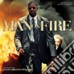 MAN ON FIRE cd musicale di Ha Gregson-williams