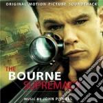 John Powell - The Bourne Supremacy cd musicale di John Powell