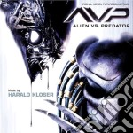 Alien Vs Predator cd musicale di Harald Kloser