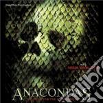 Anacondas cd musicale di O.S.T.