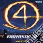 Fantastic 4 - O.S.T. cd musicale di O.S.T.