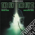 The Fly  /The Fly 2  cd musicale di O.S.T.