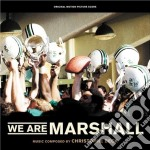 Christophe Beck - We Are Marshall cd musicale di O.S.T.