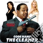 George S. Clinton - Code Name: The Cleaner cd musicale di O.S.T.