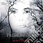 Klaus Badelt - Premonition cd musicale di Klaus Badelt