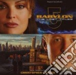 Babylon 5 - The Lost Tales cd musicale di Christopher Franke