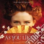 Patrick Doyle - As You Like It cd musicale di Patrick Doyle