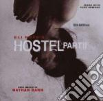 HOSTEL PART.2  (COLONNA SONORA) cd musicale di Nathan Barr