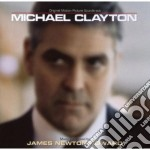 James Newton Howard - Michael Clayton cd musicale di James newton Howard