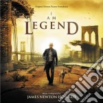 I AM LEGEND                               cd musicale di James newton Howard