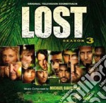 LOST - SEASON 3                           cd musicale di Michael Giacchino