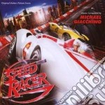SPEED RACER                               cd musicale di Michael Giacchino