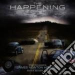 James Newton Howard - The Happening cd musicale di James newton Howard