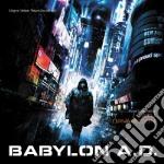 BABYLON A.D. cd musicale di Atli Orvarsson
