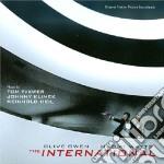 Tom Tykwer / Johnny Klimek / Reinhold Heil - The International cd musicale di TYKWER/KLIMEK/HEIL
