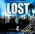 LOST - SEASON 4                           cd musicale di Michael Giacchino